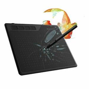 GAOMON S620 OSU 6.5 x 4 Inch Graphics Tablet with 4 Express Buttons and 8192