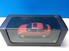 BMW serie 3 F30 335i 2012 Jadi Paragon 1:43 Melbourne Red Rojo