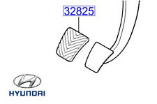 Genuine Hyundai i20 i30 ix35 Tucson Santa FE, Brake Pedal Pad - 3282536000