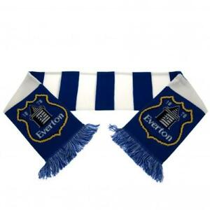 Everton FC Scarf 2014 Season Brand New Official Merchandise Free Shipping
