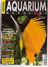Aquarium Magazine n°158 - Comment déménager un Bac récifal/ Anti Algues