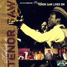 Tenor Saw Lives On, Tenor Saw, New