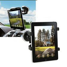 Car Kit Mount Holder Stand Cradle for Apple iPad 1 2 3 4 Samsung Tablet Galaxy