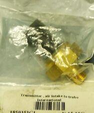 TRANSMITTER, AIR INTAKE TO TURBO, 7.3 & 6.0 LITER, P/N 1850353C1