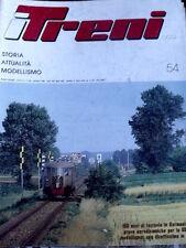 I Treni 54 Automotrici poco conosciute ALn 990 FIAT - Test Rivarossi FS A 691