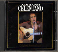 ADRIANO CELENTANO raro CD fuori catalogo GOLDEN AGE made in ITALY 1991