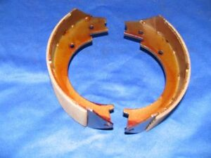Emergency Brake Shoes 58 59 60 61 Plymouth NEW PAIR