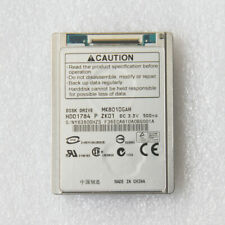 "1.8"" 80GB 4200RPM ZIF FOR APPLE VIDEO IPOD MINI Discos duros MK8010GAH HDD1784"