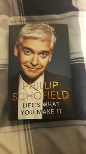 Phillip Schofield life's what you make it book