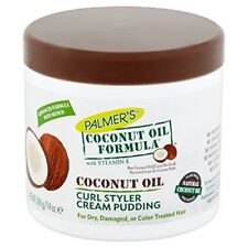 Palmer's Coconut Oil Formula Curl Condition Hair Pudding, 14 Ounce - BRAND NEW