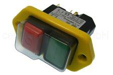 Ein/Aus Schalter + Unterspannungsauslöser für Maschinen - Sicherheitsschalter
