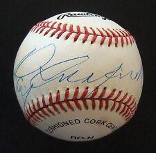 Brooklyn Dodgers Roy Campanella Signed ONL Baseball Autograph Auto JSA