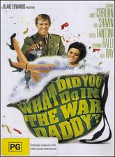 WHAT DID YOU DO IN THE WAR, DADDY? (James COBURN Dick SHAWN Sergio FANTONI) DVD