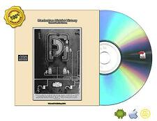 Manhattan District History (1948) - General Leslie Groves multi-volume CDROM