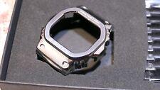 NEW S/Steel Polished Bezel + Keeper kit for CASIO G-SHOCKS GW-B5600 + series