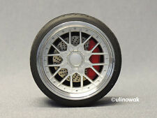 99531-16 Alufelgen 1:18 BBS RS 2-Design 16 Zoll 6/6 mm, pn