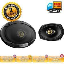 Kenwood KFC-S6976EX 1000 Watts Pair 3 Way 6x9 Car Van Shelf Speakers