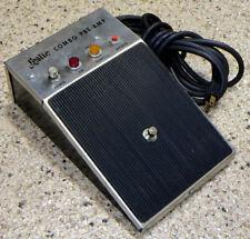 Leslie Combo Pre amp Pedal for 145 & 147 Organ Speaker Hammond