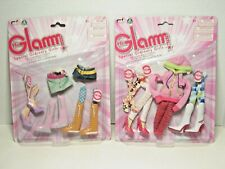 MGA Entertainment Hi Glam Special Oridinary Girls Doll Outfits 2 pks MIPs Sealed