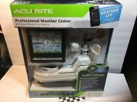 Acurite Professional Weather Center Wireless 5 In 1 Sensor