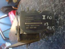 2013 HYUNDAI I10 ABS PUMP 91AK0A0758F 5WY7825C 58910 - 0X500