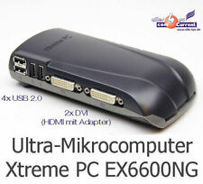 Pocket-Pc Thin Client Chip PC Xtreme EX6600NG 128 MB For Internet & Facebook