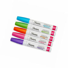 Sharpie Medium Point Oil-Based Opaque Paint Markers wood glass rocks NEW