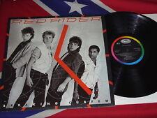 Red Rider-breaking Curfew LP AOR 1984