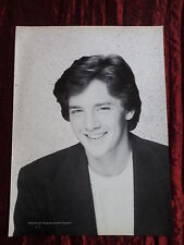 ANDREW MCCARTHY - FILM STAR - 1 PAGE  PICTURE- CLIPPING/CUTTING