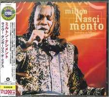 MILTON NASCIMENTO-TAMBORES DE MINAS- AO VIVO-JAPAN CD  Ltd/Ed C15