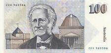 Australia 'Johnston - Fraser'  $100 (1985) Crisp about Uncirculated