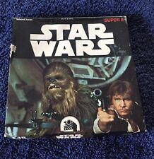 Star Wars Vintage  super 8mm film Harrison Ford -Mark Hamil