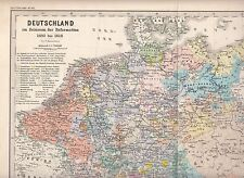 Germany at the time of the Reformation 1492-1618 siege of Antwerp. Nuremberg map