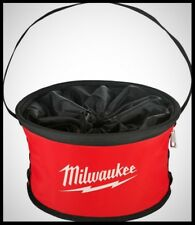 MILWAUKEE Parachute Tool Bag Storage Stackable Small Parts Organizer Work Tote
