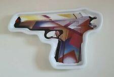 Very rare SS16 Supreme Mendini Gun ceramic tray