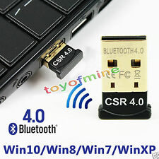 Neu Bluetooth 4.0 USB 2.0 Stick-High-Speed-V4 Nano Adapter BT - Mini-Dongle