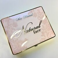 Too Faced Natural Face Palette Blush Rouge Bronzer Highlighter Contouring