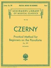 Practical Method For Beginners, Op. 599: Piano Technique