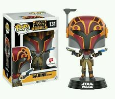Funko Pop Star Wars Rebels Sabine (Masked) Walgreens Exclusive #131