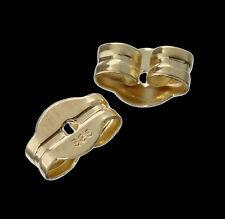 1,3,5,10 Paar Echte 585er Gelbgold Ohrmutter Ohrstecker Pousetten Ohrstopper neu