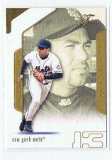 Edgardo Alfonzo 2002 Flair Collection Baseball #d 147/175 New York Mets Parallel