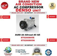 DENSO AIR CONDITION AC COMPRESSOR AUDI A4 Allroad A5 Q5 8T0260805E 8T0260805N
