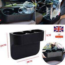 Universal Black Cup Holder Car Van Storage Drinking Bottle Can Mug Mount Stand