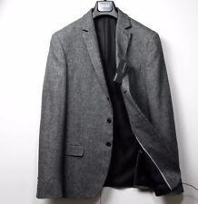 M&S AUTOGRAPH Cotton & Linen SLIM FIT Gents BLAZER ~ Size 40 Long ~ GREY MIX