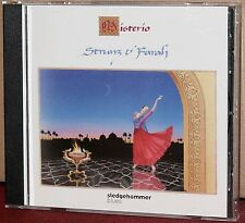 AudioQuest CD 2-AQM-1002 CD: STRUNZ & FARAH - Misterio - USA 1991 NM