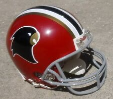 ATLANTA FALCONS 1965 FIRST YEAR PROTOTYPE  MINI FOOTBALL HELMET