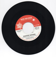 POINTER SISTERS Send Him Back / DRIFTERS - New Northern Soul 45 (Outta Sight)