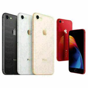 Apple iPhone 8 64GB 256GB NEU VERSIEGELT - Ohne Simlock OVP