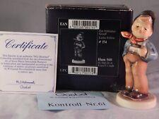 Vintage Hummel Goebel Lucky Fellow Figurine Germany # 560