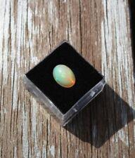 edelsteine24    Natürlicher Edel Opal Oval Cab. 11,6x8,6mm 3,1 ct Opal-19